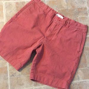 J. Crew men's shorts size 35